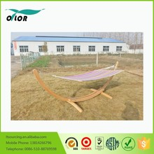 OTLOR Waterproof and UV Resistant patio woodend Hammock Stand