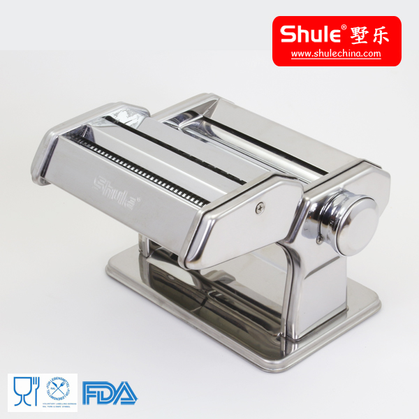 Stainless Steel Kitchen Pasta Maker for home SHULE pasta express pasta maker Great for making spaghetti penne angel hair