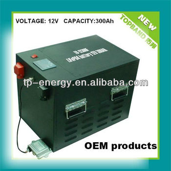 solar products lithium battery 12v