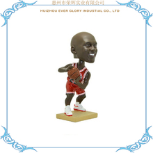 OEM PVC 3D Ice Hockey Figurine Sport Player Plastic Figurine