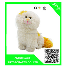 2015 CHEAP AND FINE LIFELIKE STUFFED SOFT CAT WITH COMFORTABLE FOR GIRL