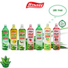 Factory supplier houssy aloe vera drink with pulp