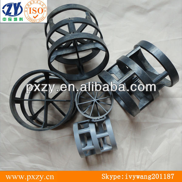 plastic pall ring,tower packing.cpvc material