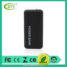 Private tooling rapid charge power bank 2600mah Portable Battery
