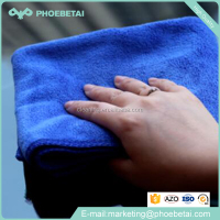 High quality strong cleaning microfibre towels car care