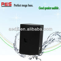 wall hanging speaker,factory in china with CE/RoHS certification, with FM radio