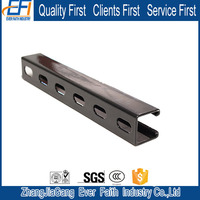 Steel Material Cold Bending C Steel Bar Channel