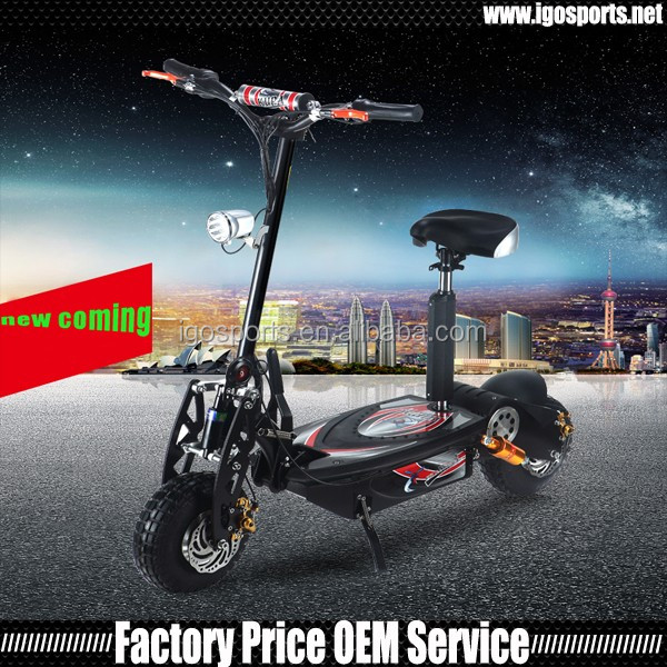 60V 2000watt EEC COC uberscoot electric scooter for adults