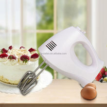 New Arrival 5 Speeds Function of Electric Hand Mixer