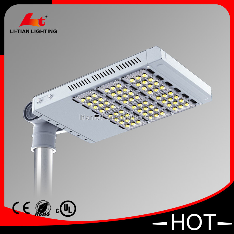 2016 led new products 300w used parking lot light poles led street light manufacturers