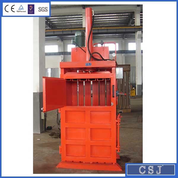 (19 years factory) CE,ISO9001 certificate compacting general waste for Recycling