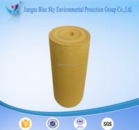 Good Quality Polyimide high-efficient Air Filter cloth filter fabric