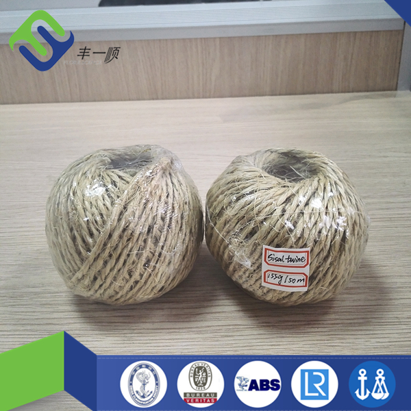 Best sales 2 ply twisted sisal baler twine