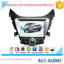 China Factory Directly Sale car DVD GPS Stereo for HYUNDAI ELANTRA 2012 In Dash Navigation Receiver