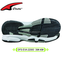 New design Tennis shoe sole outsole for mens sneaker tennis shoe making rubber soles