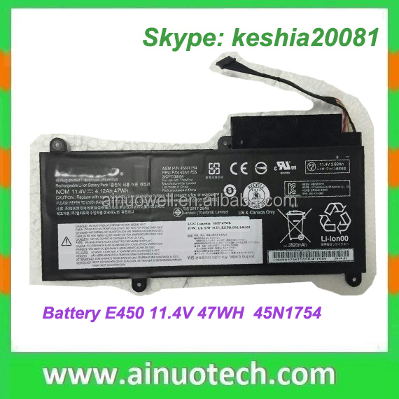 14.8V laptop battery price for dell 1545 1420 1525 14Z-5423 3360 15R 40WH P/N: M5Y1K rechargeable notebook lithium battery