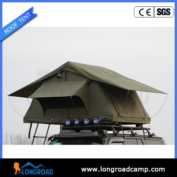 Portable Largest Unique Camping Trailer Tent