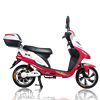 350W EMC approved cheap 2 wheels hub motor electric motor scooters for adults