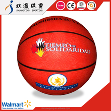 Gift basketball/12 panel basketball products imported from china wholesale