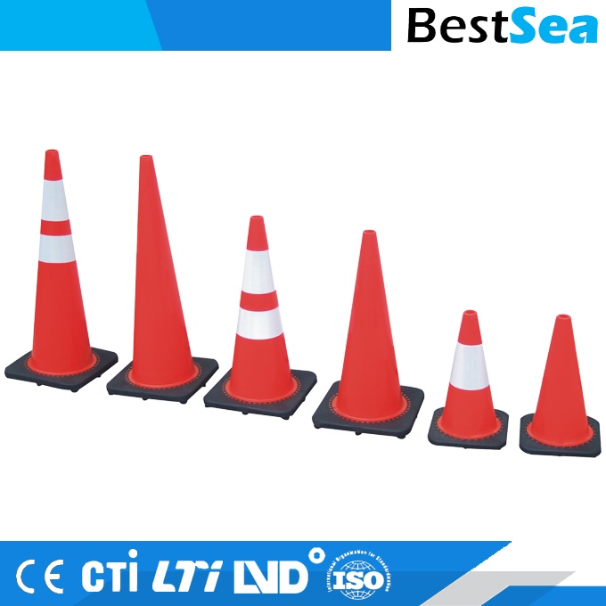 Traffic safety cones general, custom pvc traffic cone