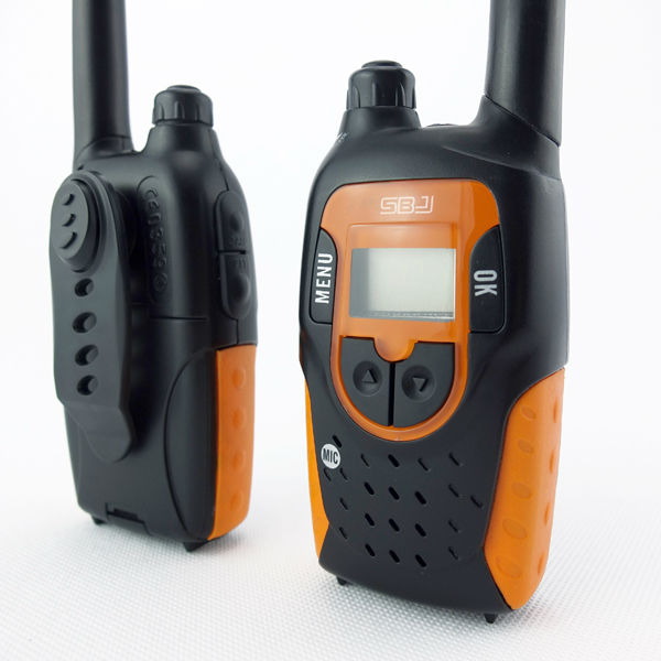 outdoor 10km long range hands free vox handheld walkie talkie kids small 2 way radio