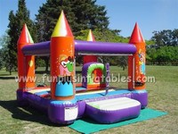 Hot selling PVC inflatable bouncer/inflatable bouncy hourse/bouncy castle F1018