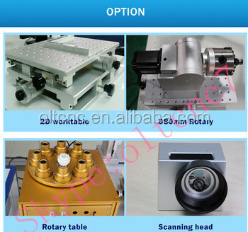 high quality Laser/ YAG lamp pumped laser marking machine