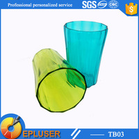 A large number of inventory plastic drinkware, plastic cup 400ml, plastic tumbler