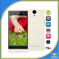 Cheap 5.5'' QHD 3G WCDMA850/1900/2100MHz Android 4.2 Smart Phone Quad Core MTK6582 1G+4G