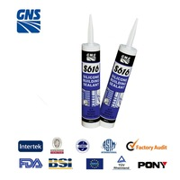 GNS S616 brown silicone sealant
