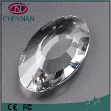 Wholesale Crystal Glass Loose Beads For curtain