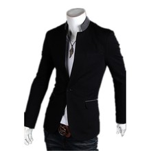 Wholesale high quality new <strong>designer</strong> with 3 colors clothing casual fashion men business suit
