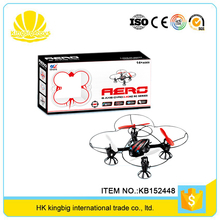 high quality four axis gyro radio remote control aircraft drone kit diy for wholesale