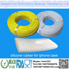 Extrusion high quality silicon rubber for silicone insulated wire and cable