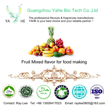 Healthy fruit juice essential fruit flavor for beverage drink and candy in China