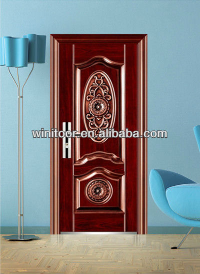 Round top exterior entry door(WNT-ST487)