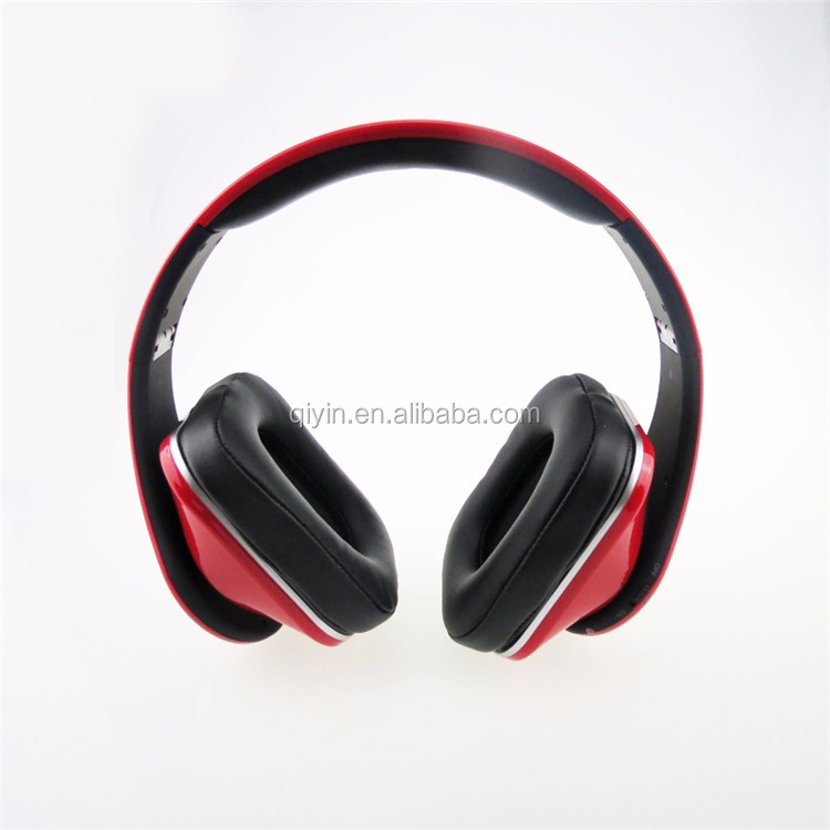 Wireless stereo bluetooth V3.0+EDR active noise cancelling headphones