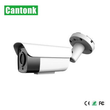 Cantonk 2mp microphone bullet outdoor security cctv camera