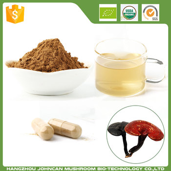Professional Manufacturer Supplier Reishi Mushroom Polysaccharides Extract