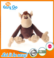fashion brown monkey plush toys