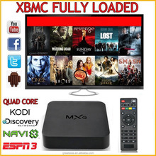 MXQ S805 Android 4.4 Quad Core WiFi XBMC Kodi HD 1080P Internet TV Box 2GB+8GB 4K Media Player