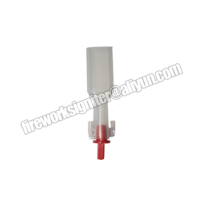 fireworks display electric gniter and fuse connector fast fuse plastic connector display <strong>show</strong>
