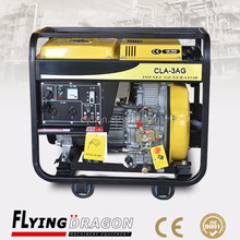 cheap price air cooled 2kw portable diesel generator with high quality
