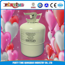 13.4L Disposable helium gas cylinder custom design