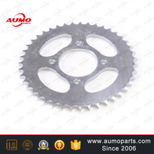Wholesale motorcycle sprocket 428-43T for SUZUKI GS125, FYM FY150-3