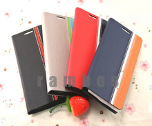 Hot New Products for 2015 Wallet Card Holder Leather Case Cover for Samsung Galaxy S4 Mini I9190