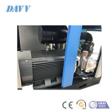 200hp rotary oil free screw air compressor