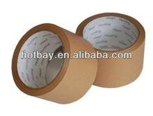 water activated fiber reinforced gummed packing tape