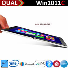 10.1 inch tablets with windows8 gps i5 with Intel Baytrail-T Z3740D (Quad-core) 2G/32G 2.0MP/2.0MP Bluetooth 4.0 B