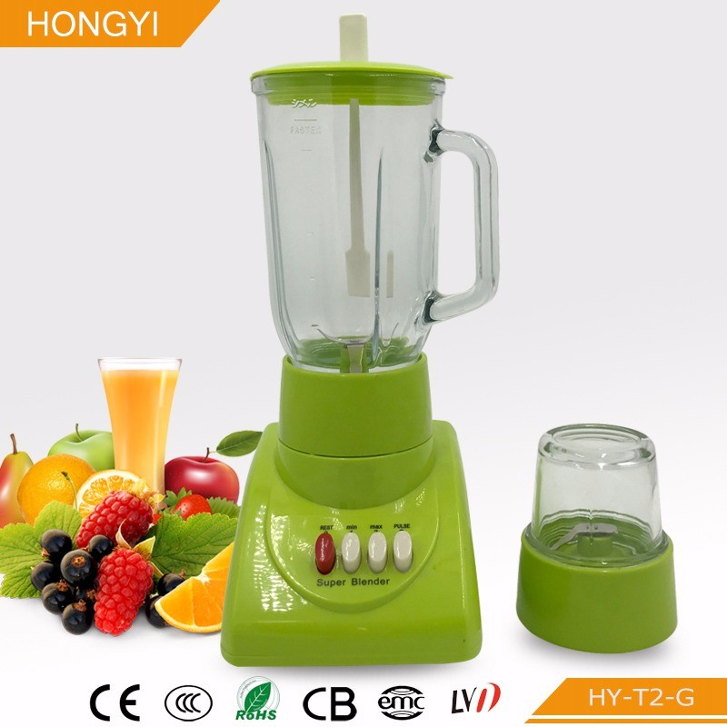 1.5L fruit and vegetable new products commercial ice blender machine